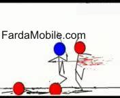 کلیپ جالب موبایل – انیمیشن موبایل – جنگیدن تا حد مرگ
